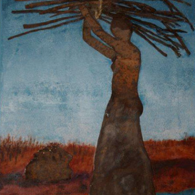 African Woman - Sold