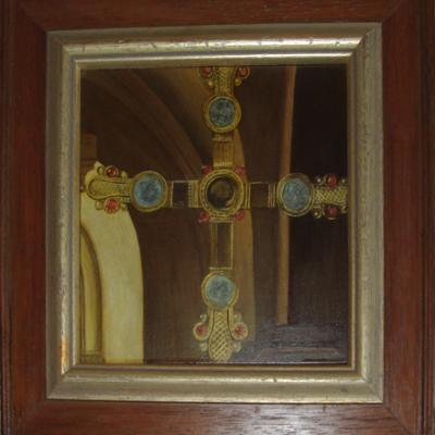 Ancient Cross - 180 cm x 180 cm R800.00