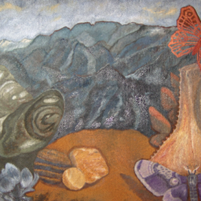 Ethereal Landscape (Unframed) - 450 cm x 650 cm R2750.00