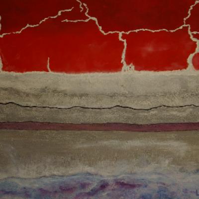 Wasteland (unframed) - 450 cm x 650 cm R1495.00